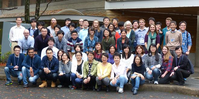 第9回国際学生ワークショップ集合写真